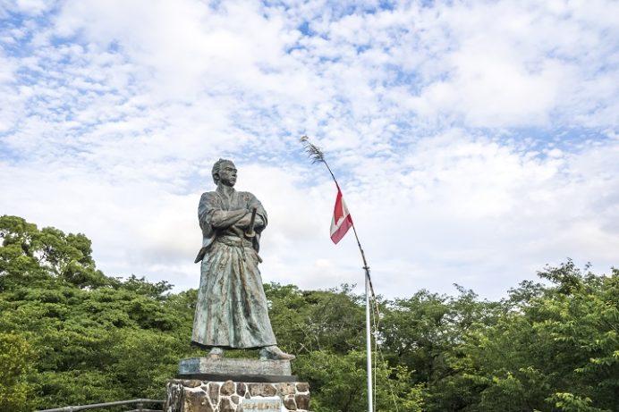 風頭公園(長崎市伊良林)