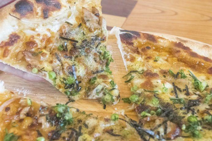 パンチピザ(PUNCH PIZZA)、雲仙市国見町の照り焼きチキン
