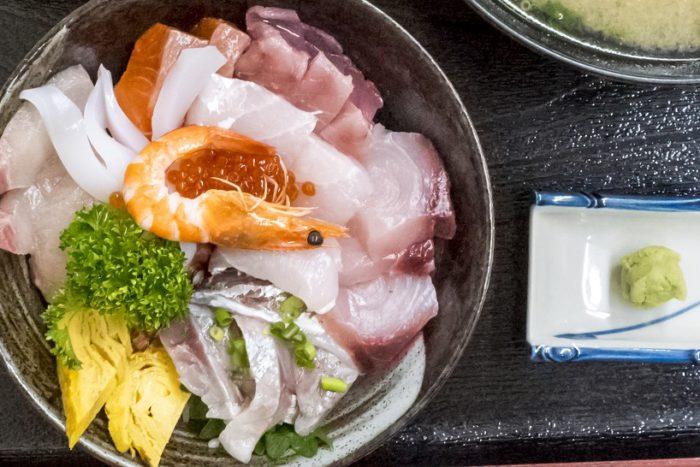 水産食堂(長崎魚市場)【鮮魚料理が鬼コスパ!】