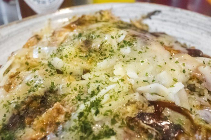 おこのみむら(長崎市花丘町)、お好み焼き店のスペシャル