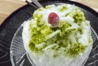 Cafe たからや【オススメかき氷BEST2!】ランチ情報あり