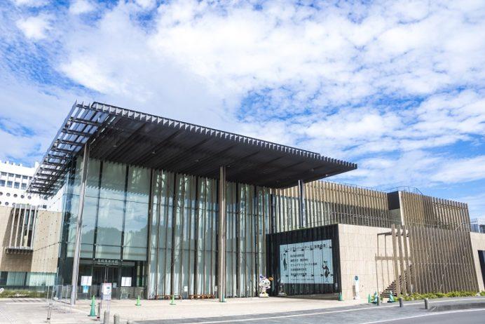 長崎県美術館(長崎市出島町)