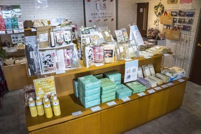 温蒸素味(おんむすび) Shop&Cafe、雲仙市小浜町