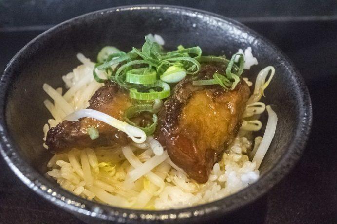 らーめん点(ともる)、長崎市千歳町、住吉地区のラーメン店のチャーシュー丼