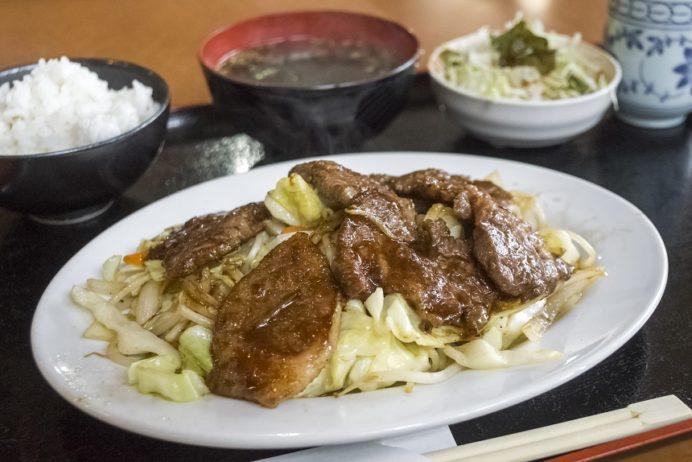 焼肉 音琴(ねごと)東彼杵郡東彼杵町大音琴郷の焼肉定食B