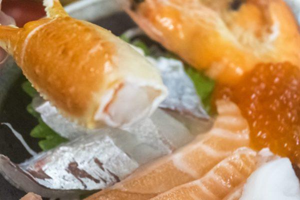 竹野鮮魚店(諫早市永昌東町)の海鮮丼