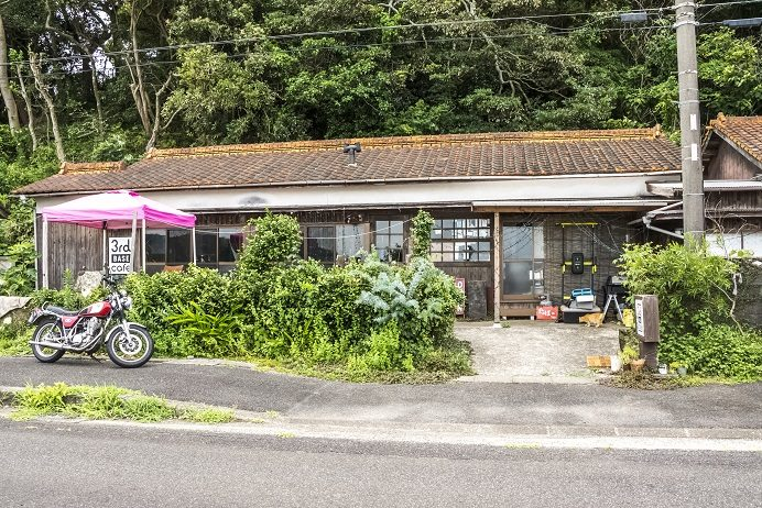 3rdBASEcafe(サードベースカフェ)、平戸市田平町