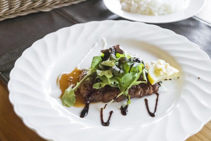 欧風創作料理Kasumi(カスミ・霞)の黒毛和牛ステーキコース