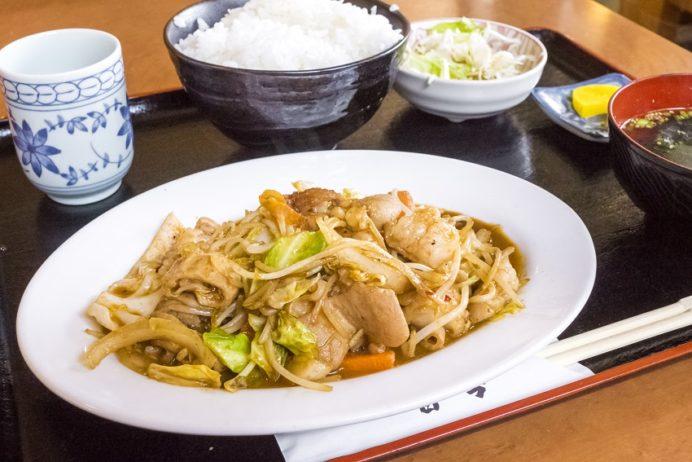 焼肉 音琴(ねごと)東彼杵郡東彼杵町大音琴郷のホルモン定食