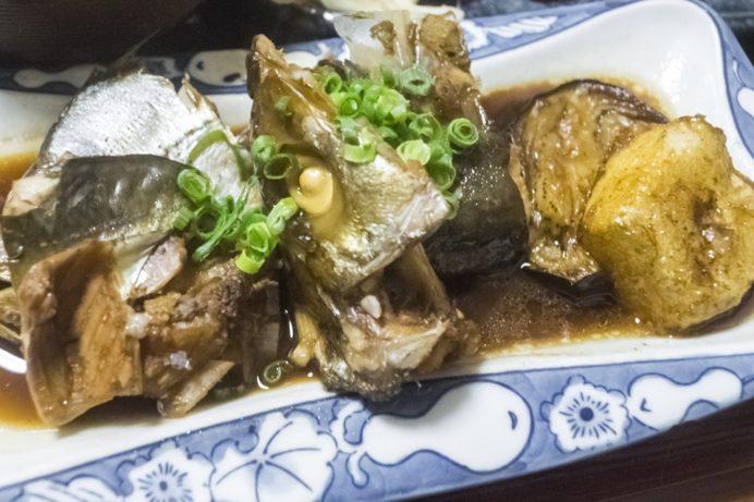 寿司・割烹 かつら(長崎市桜馬場、新大工地区)の海鮮まつり定食