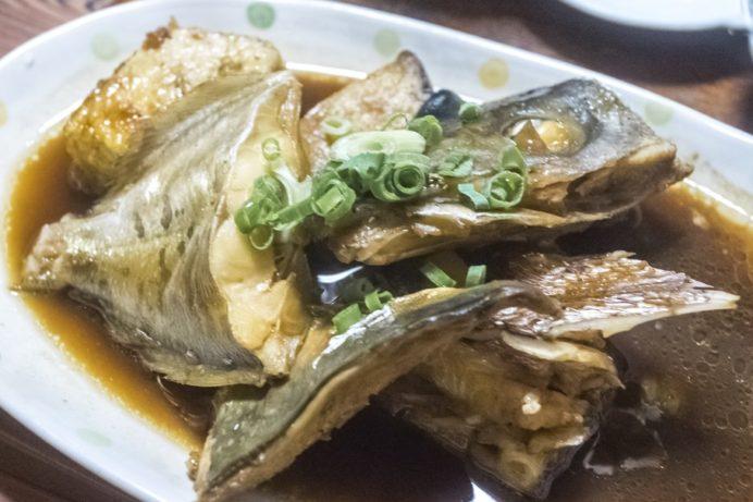 寿司・割烹 かつら(長崎市桜馬場、新大工地区)の上昼定食