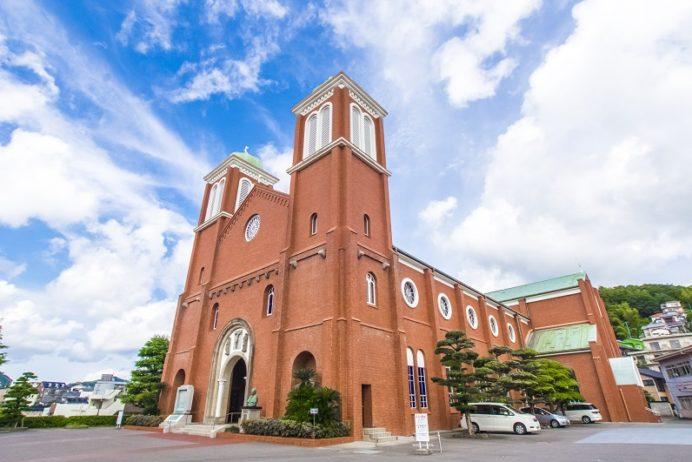 浦上天主堂(長崎市本尾町)