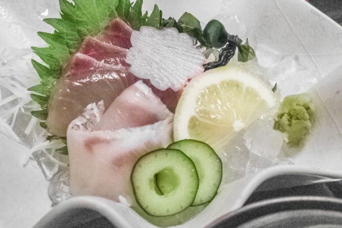 活いか料理専門 一魚一会(佐世保市針尾東町、西海橋そば)の一魚一会御膳