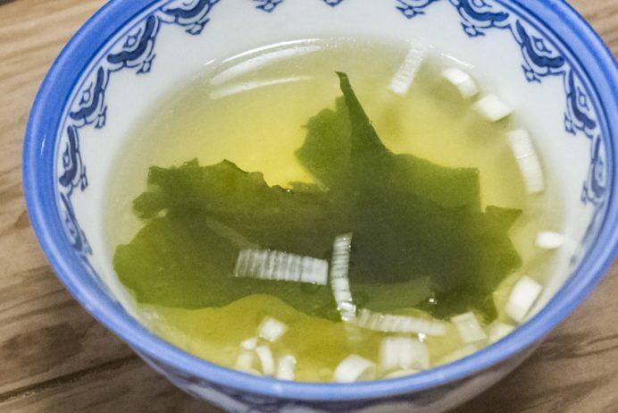 中華料理 永楽苑(長崎市江戸町)のチキンライス
