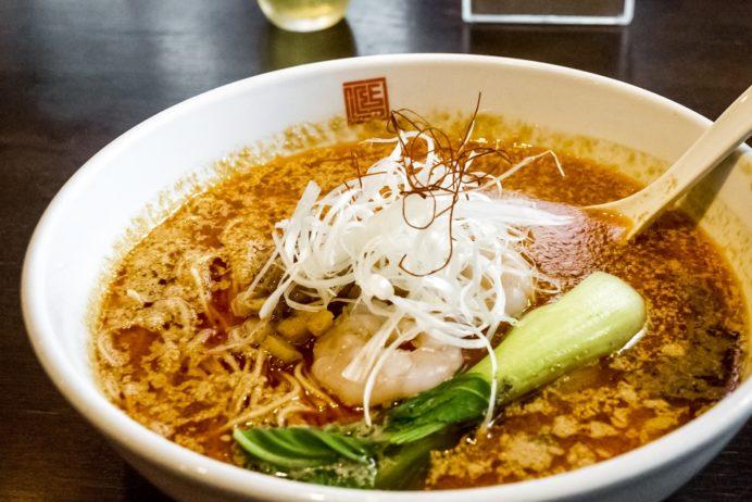 老李(ラオリー) 新地中華街本店の担々麺