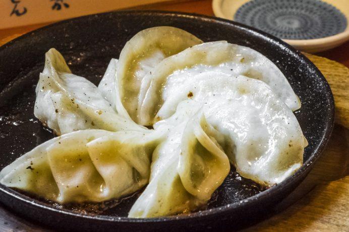 大丈夫屋 紅蘭亭(諫早市鷲崎町)、担々麵の名店、焼き餃子