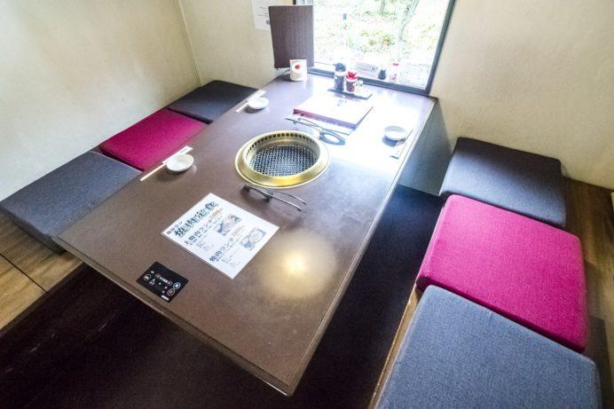 お肉工房 梅桜亭(島原市中安徳町丁)、焼肉店