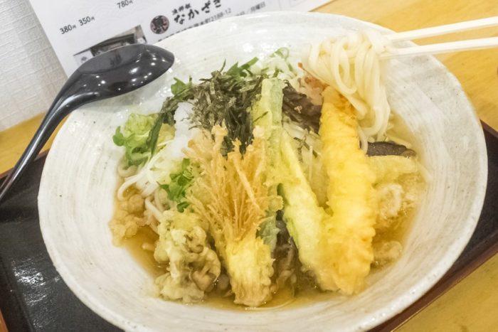 漁師飯なかざき(長崎市茂木町)の特選ぶっかけ