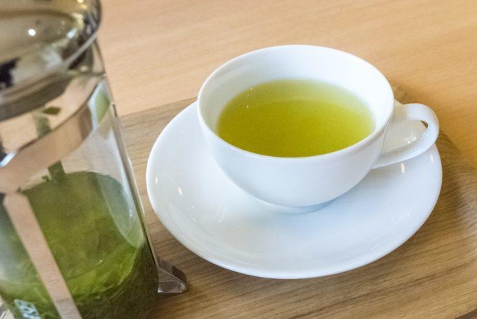 グリーンテラス雲仙(長崎県雲仙市)、雲仙緑茶