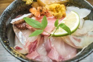 鮨政【さいかい丼】~お寿司屋さんの豪華海鮮丼!